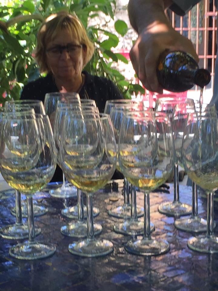 Vinprovning Spanien