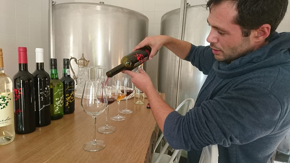 Luis – husets vinexpert Portugal